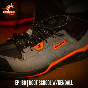 Boot School with Kendall Card