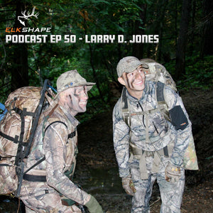 ElkShape Podcast EP 50 - Larry D. Jones
