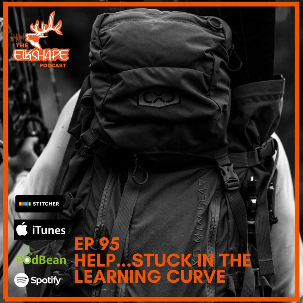ElkShape Podcast EP 95 - HELP!!! Stuck in the Learning Curve