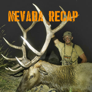 ElkShape Podcast EP 36 - Nevada Elk Hunt 2018
