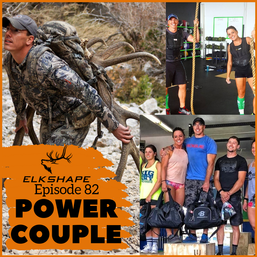 ElkShape Podcast EP 82 - The Power Couple