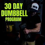 30 Day Dumbbell Program