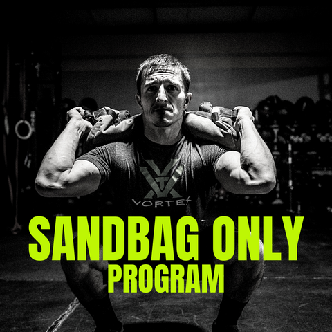 Sandbag ONLY Program