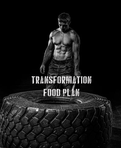 Transformation Food Plan