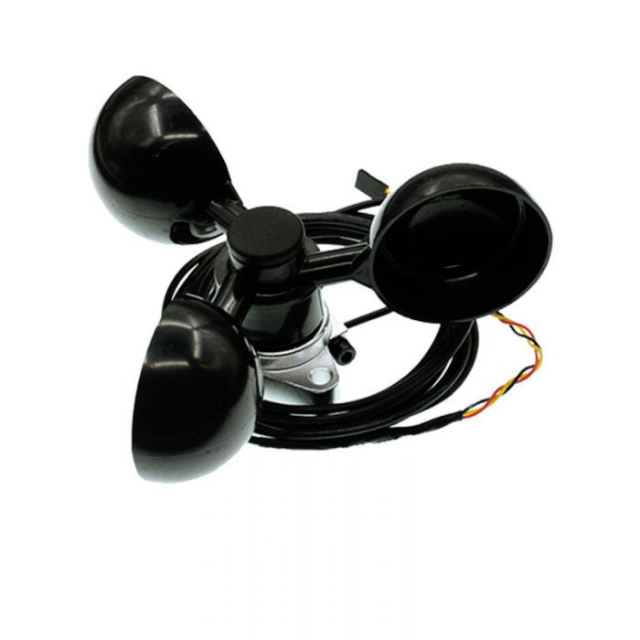 Octopus Wind Speed Sensor Anemometer Three Aluminium Cups