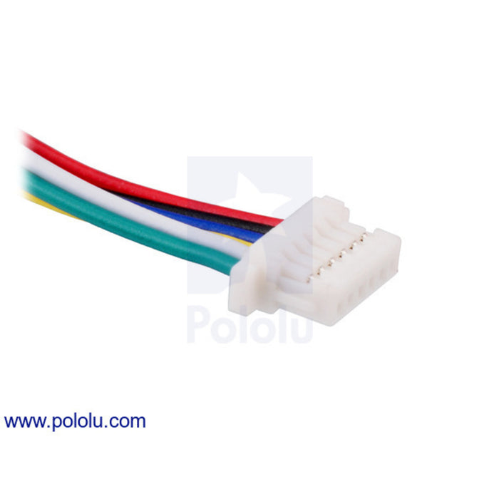 6-Pin Female-Female JST SH-Style Cable 63cm