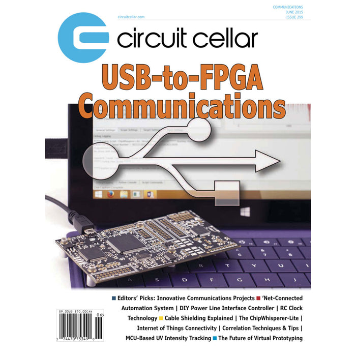 Free Circuit Cellar magazine June 2015