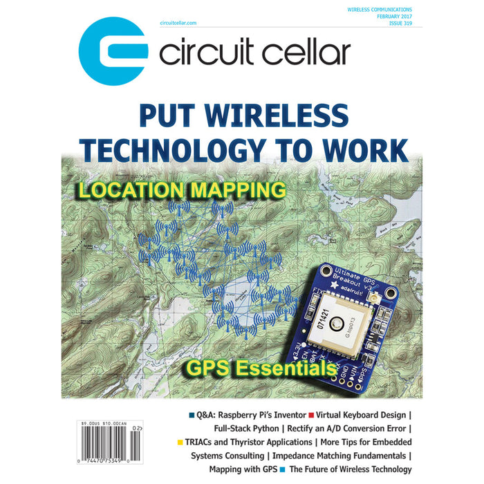 Free Circuit Cellar magazine February 2017