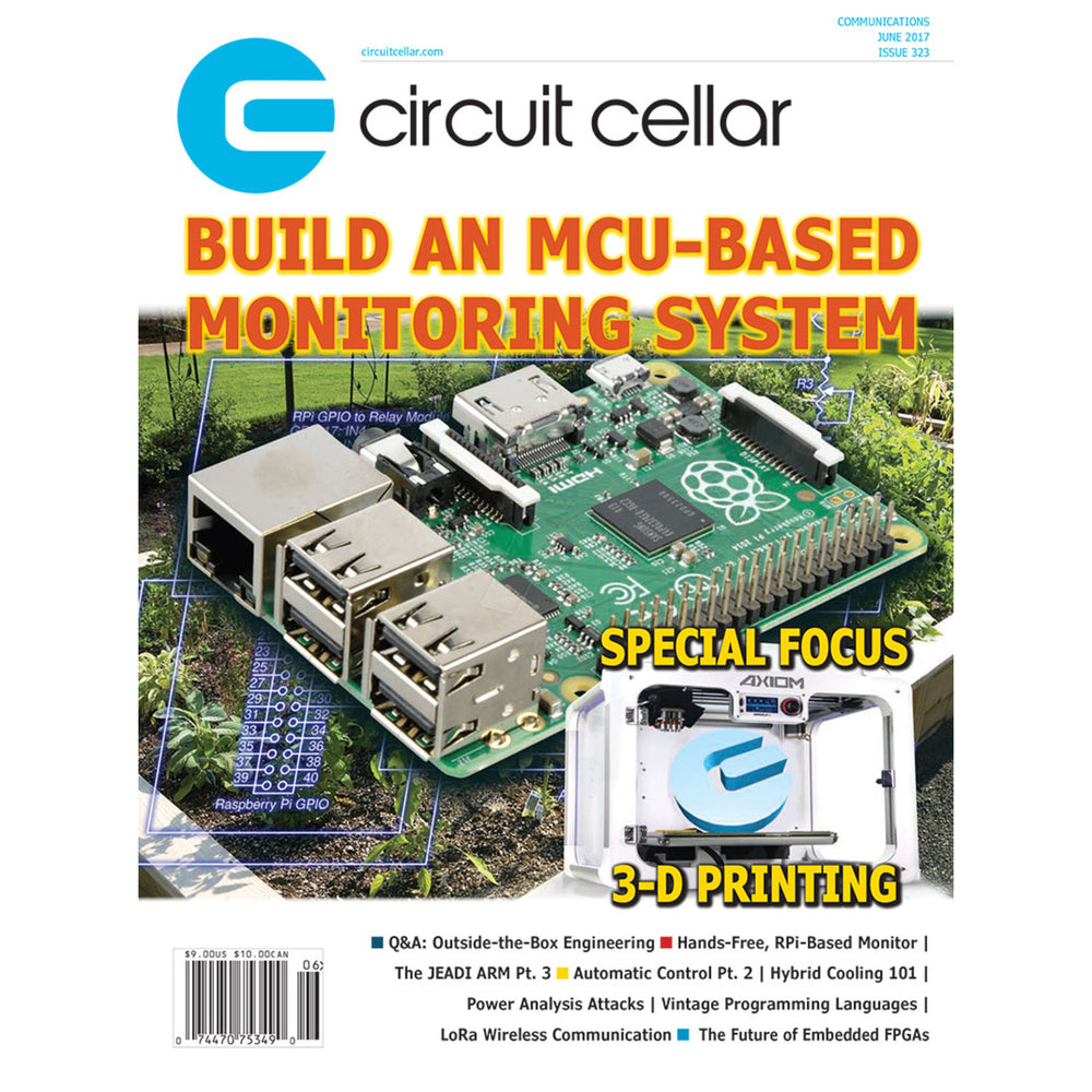 Free Circuit Cellar magazine June 2017