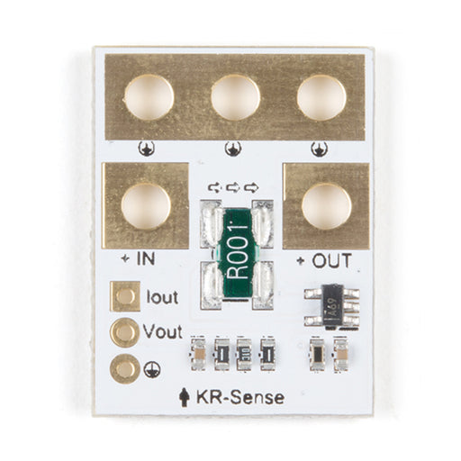 KR Sense Current and Voltage Sensor - 90A