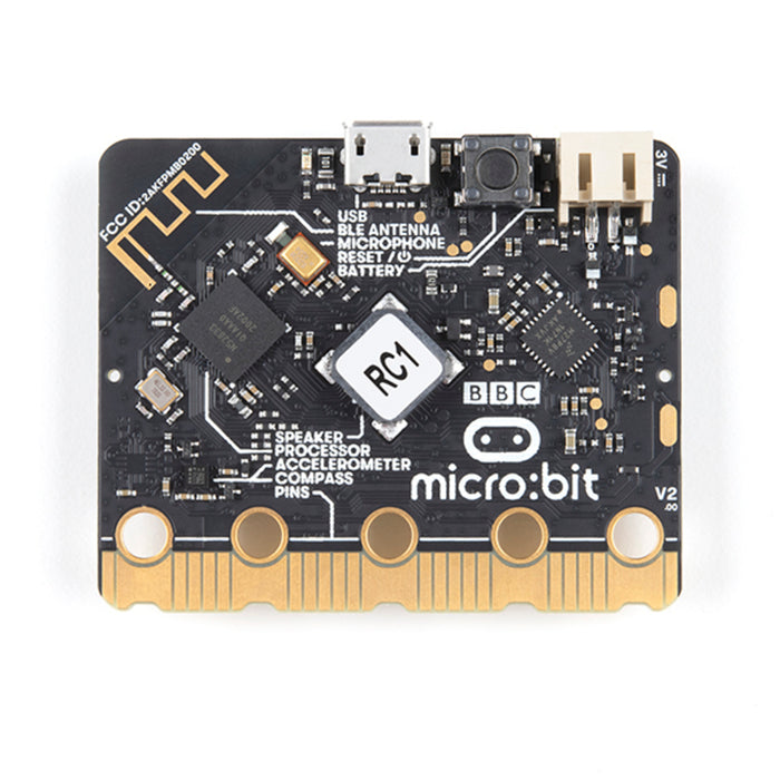 SparkFun Inventor's Kit for micro:bit v2