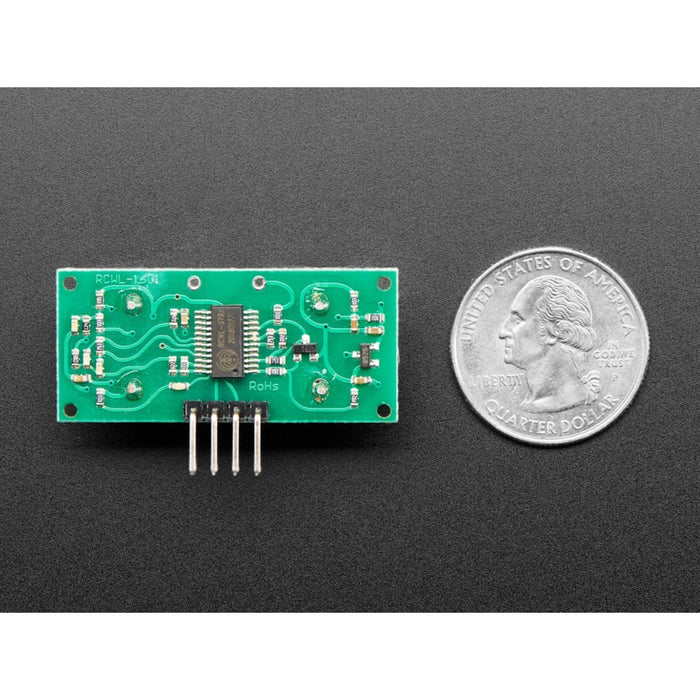 Ultrasonic Distance Sensor - 3V or 5V - HC-SR04 compatible - RCWL-1601