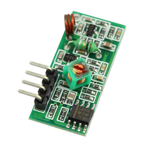 433Mhz RF Transmitting Receiver Module