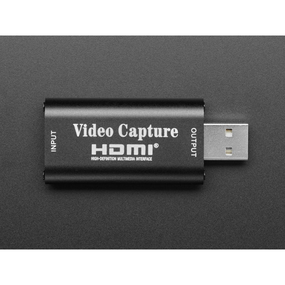 HDMI Input to USB 2.0 Video Capture Adapter