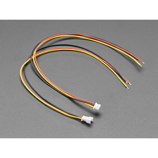 1.25mm Pitch 3-pin Cable Matching Pair - 40cm long - Molex PicoBlade Compatible