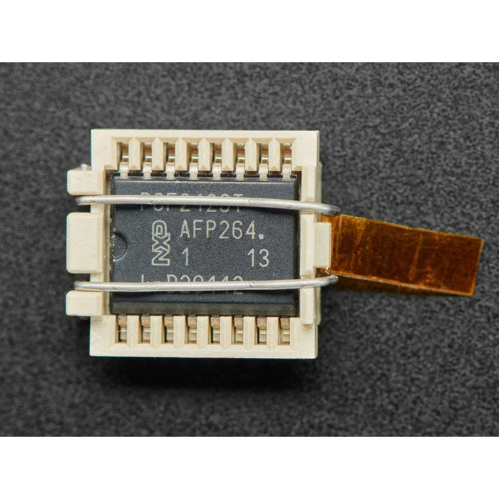 SMT Socket - Wide SOIC-16