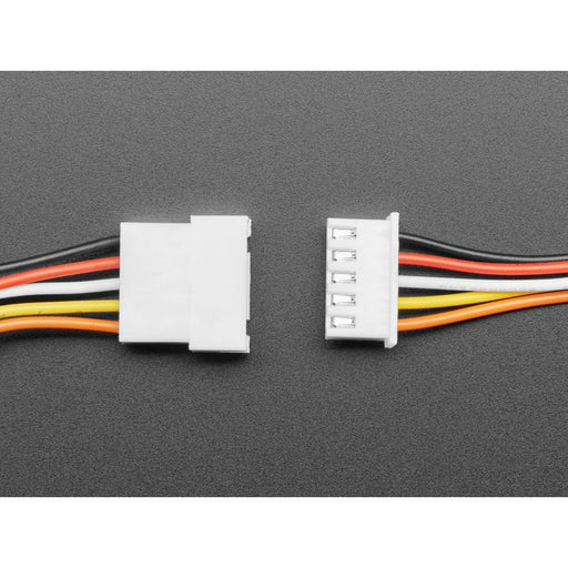 2.5mm Pitch 5-pin Cable Matching Pair - JST XH compatible