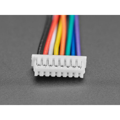 1.25mm Pitch 8-pin Cable 20cm long 1:N Cable - Molex PicoBlade Compatible