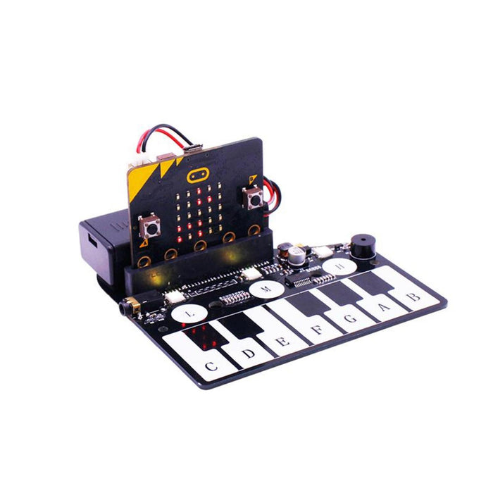 Micro:bit piano expansion board