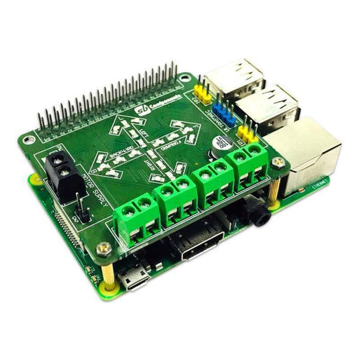 Motorshield for Raspberry Pi