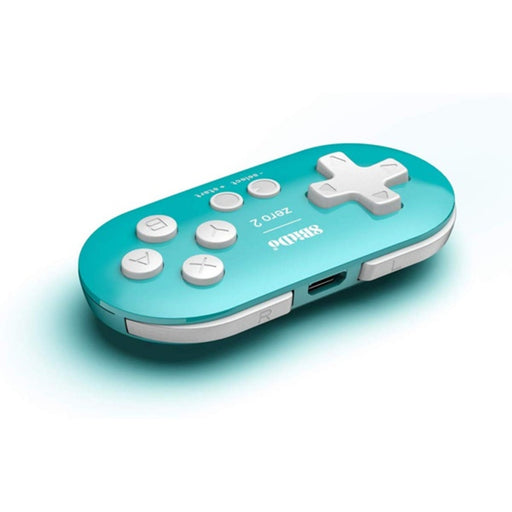 8BitDo Zero 2 Bluetooth Gamepad Teal
