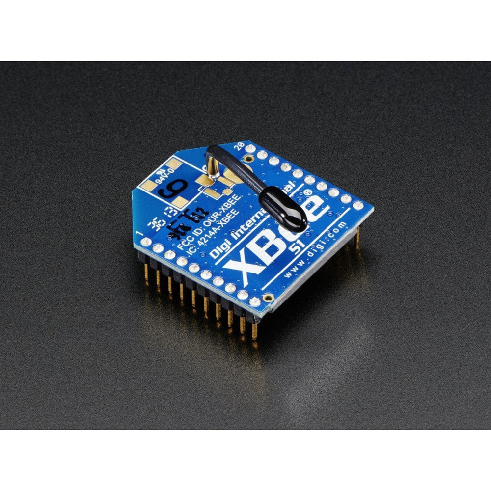 XBee Module - Series 1 - 1mW with Wire Antenna [XB24-AWI-001]