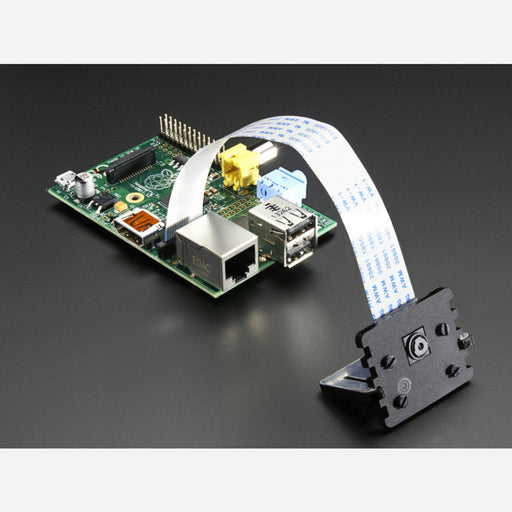 Adjustable Pi Camera Mount