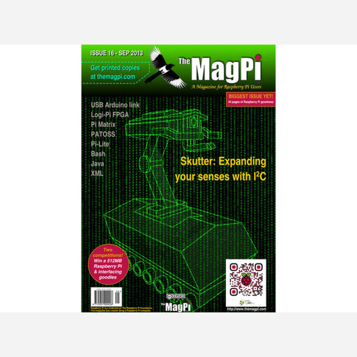 The MagPi - Issue 16