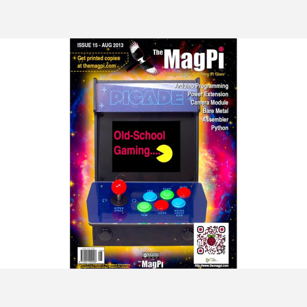 The MagPi - Issue 15