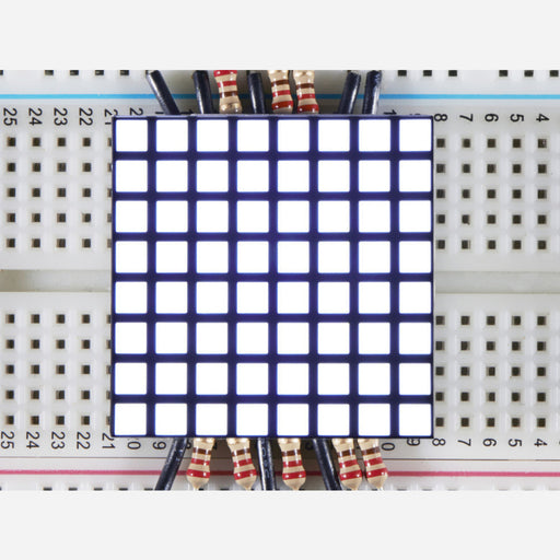 1.2 8x8 Matrix Square Pixel - White [KWM-R30881CWB-Y]