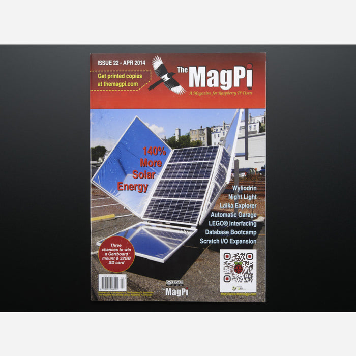 The MagPi - Issue 22