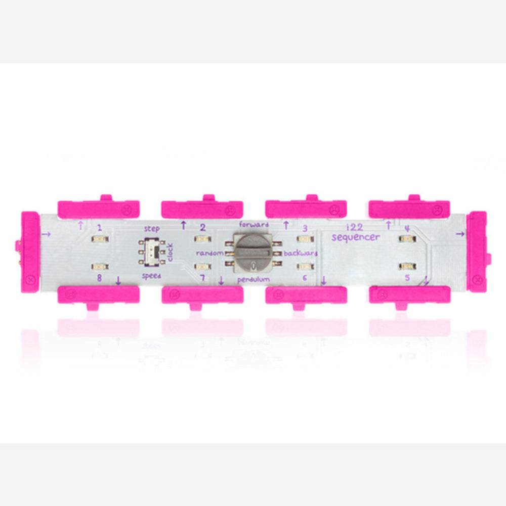 LittleBits Sequencer Module