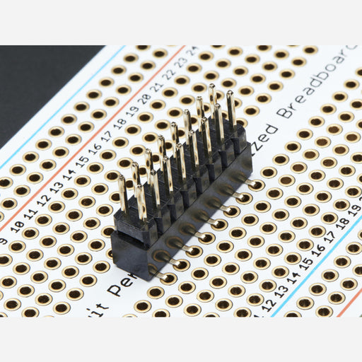 IDC Breakout Helper - 2x8 (16 pin)