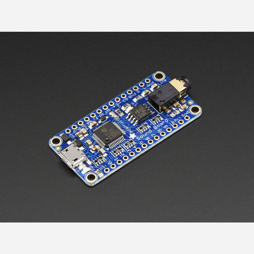 Adafruit Audio FX Sound Board - WAV/OGG Trigger - 2MB storage - Headphone out only