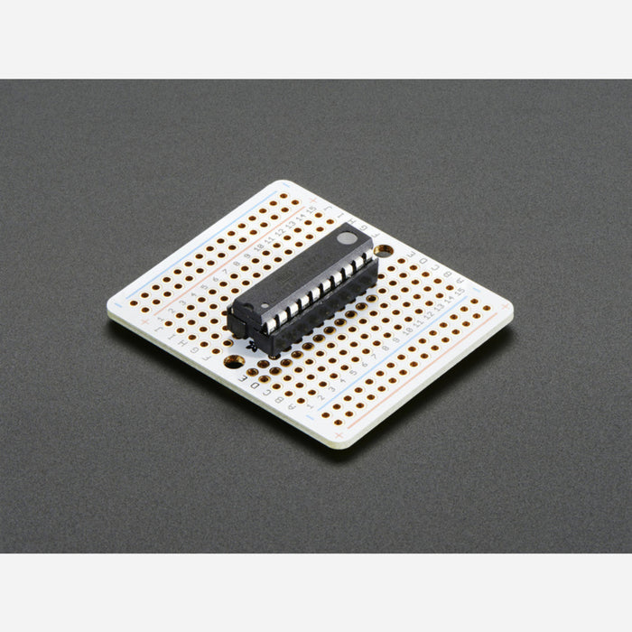 IC Socket - for 20-pin 0.3 Chips - Pack of 3