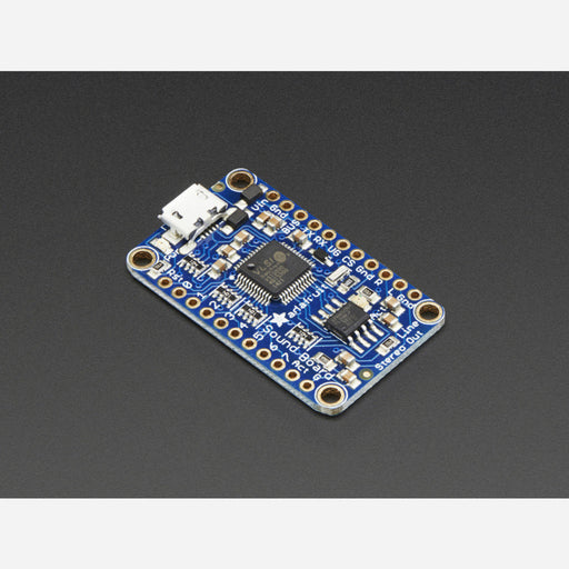 Adafruit Audio FX Mini Sound Board - WAV/OGG Trigger - 2MB
