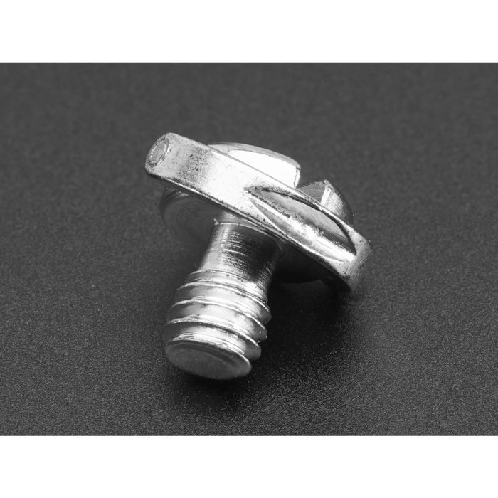 1/4 Screw with D-Ring - for Cameras / Tripods / Photo / Video