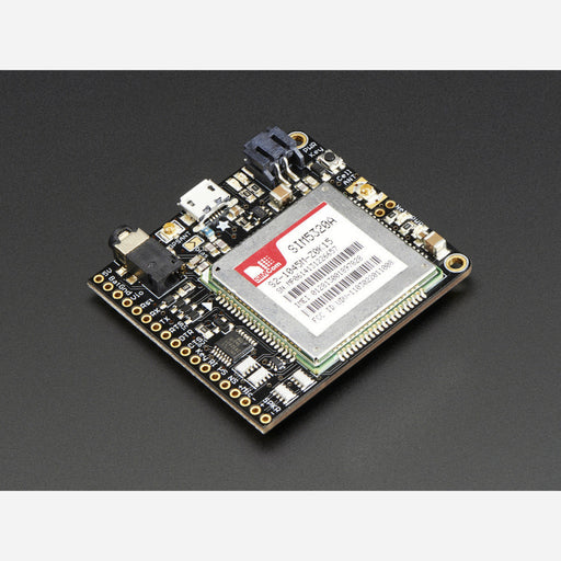 Adafruit FONA 3G Cellular Breakout - American version [Without Free Ting Sim Card]