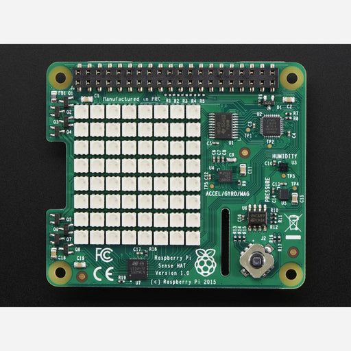 Raspberry Pi Sense HAT [For the Pi 3 / 2 / B+ / A+]