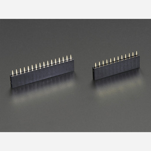 Feather Header Kit - 12-pin and 16-pin Female Header Set