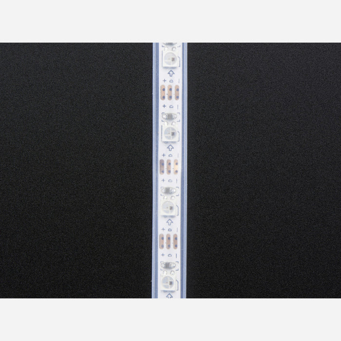 Adafruit Mini Skinny NeoPixel Digital RGB LED Strip - 60 LED/m [WHITE]
