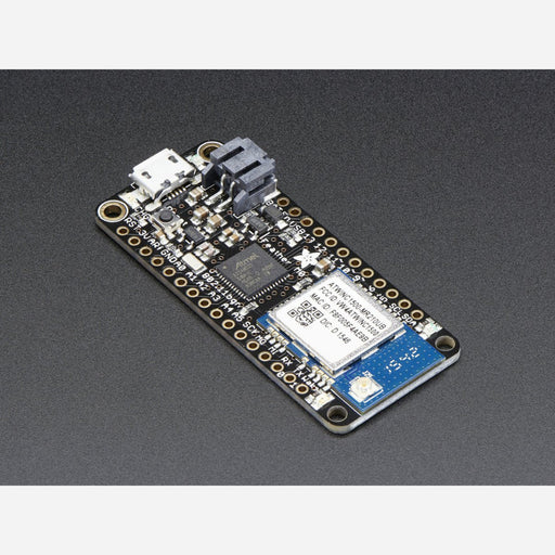 Adafruit Feather M0 WiFi with uFL - ATSAMD21 + ATWINC1500 [fw 19.4.4]