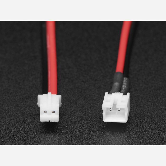 JST 2-pin Extension Cable with On/Off Switch - JST PH2