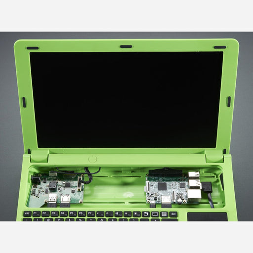 Pi-Top - GREEN - A Laptop Kit for Raspberry Pi B+ / Pi 2 / Pi 3