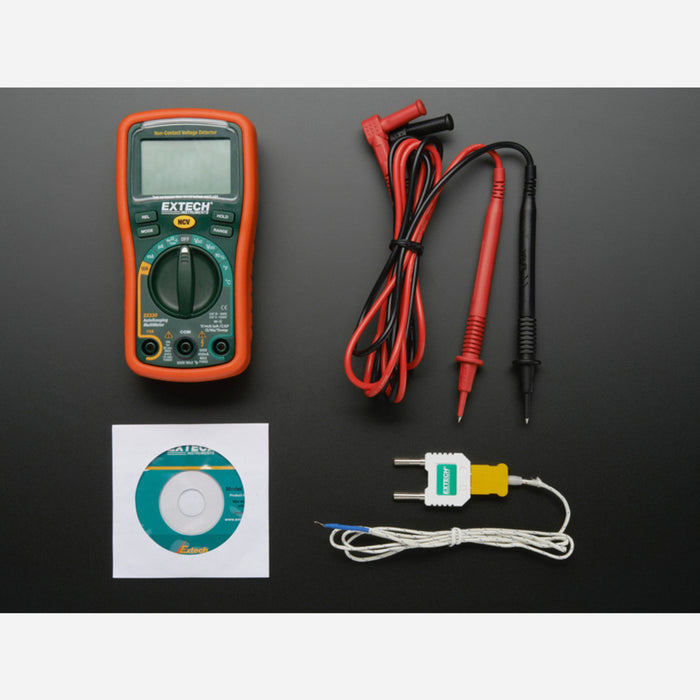 Extech EX330 12-function autoranging multimeter [EX330]