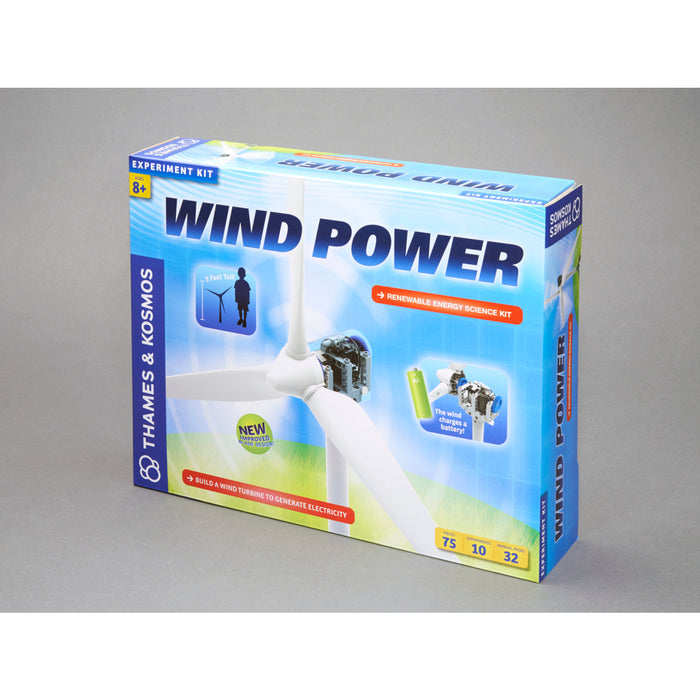Thames & Kosmos Wind Power Kit [3.0]