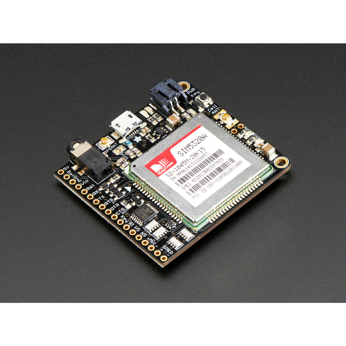 Adafruit FONA 3G Cellular Breakout - American version [FREE Ting Sim Card w/ Purchase!]