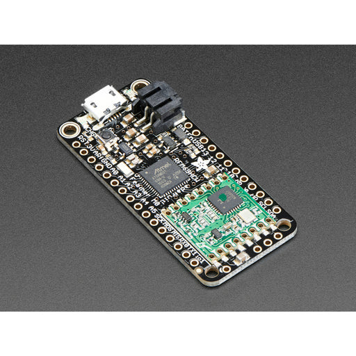 Adafruit Feather M0 RFM69HCW Packet Radio - 868 or 915 MHz