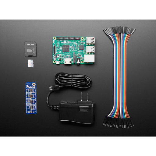 Raspberry Pi 3 Board Pack for Android Things™