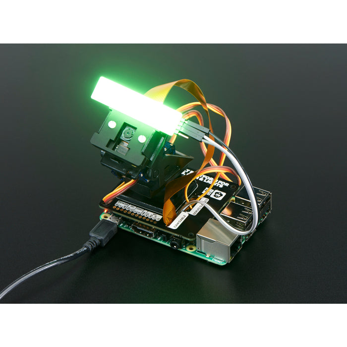 Pimoroni Pan-Tilt HAT for Raspberry Pi [without pan-tilt module]